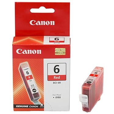 Canon BCI-6 R Cartouche d'encre rouge