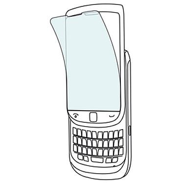 xqisit XQ4047 Lot de 3 films protecteurs pour BlackBerry 9800
