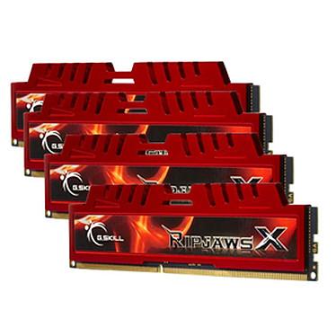 G.Skill RipJaws X Series 16 Go (4x 4Go) DDR3 1600 MHz