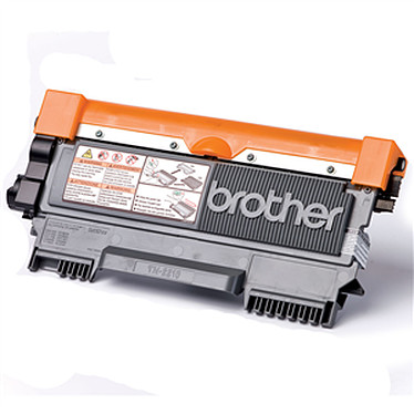 Brother TN-2210 Toner noir (1 200 pages à 5%)