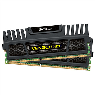 Corsair Vengeance Series 4 Go (2x 2 Go) DDR3 1600 MHz CL9