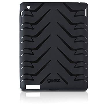 """Gear4 JumpSuit Tread Coque pour iPad 2 design """"Pneu"""""""