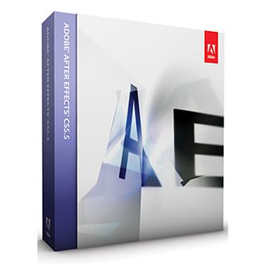 Adobe After Effects CS5.5 Windows Adobe After Effects CS5.5 (français, WINDOWS)