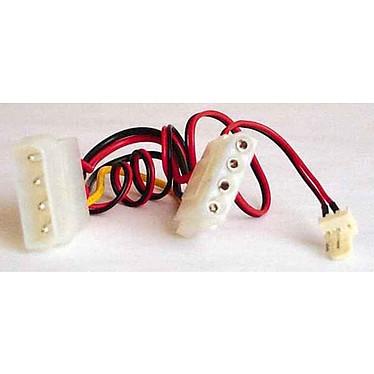 Adaptateur Molex pour ventilateur 3 pins