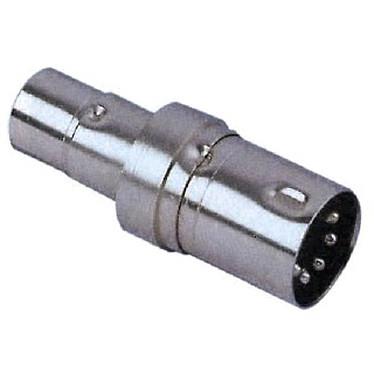 Mini adaptateur PS/2 femelle / DIN5 mâle