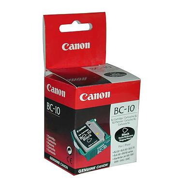 Canon BC-10 - Tête + Noire
