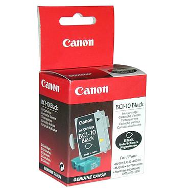 Canon BCI-10 - Noir x 3