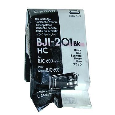 Canon BJI-201 BK HC - Noire - Haute Capacité