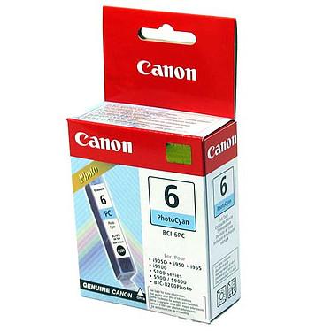 Canon BCI-6 PC Cartouche d'encre cyan photo