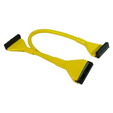 Câble floppy rond 49 cm