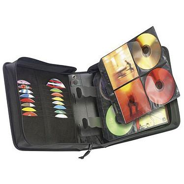 Case Logic CDW-208 Etui de rangement pour 208 CD/DVD/BD