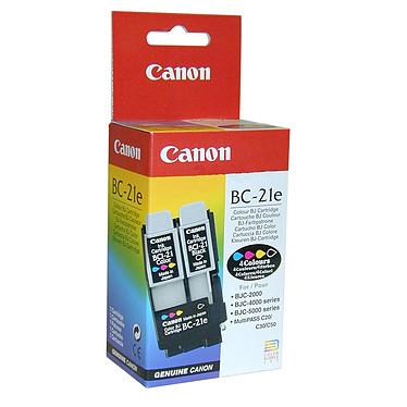 Canon BC-21e - Tête d'impression + Noir + 3 Couleurs