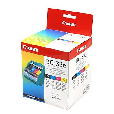 Canon BC-33e - Tête + 4 Couleurs