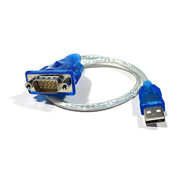 Adaptateur USB pour périphérique série (DB9) sous Windows XP