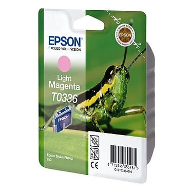 Epson T0336 Epson T0336 - Cartouche d'encre magenta clair