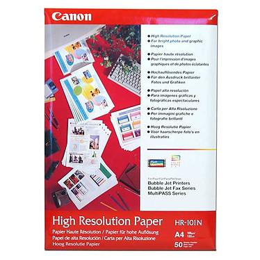 Canon HR-101 - Papier haute résolution, 100g/m² (A4 - 50 feuilles)