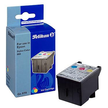 Pelikan cartouche compatible T020 (3 couleurs)