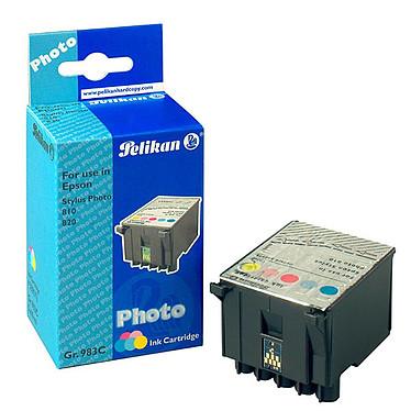 Pelikan cartouche compatible T027 (5 couleurs)