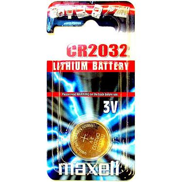 Pile Bouton Lithium 3V