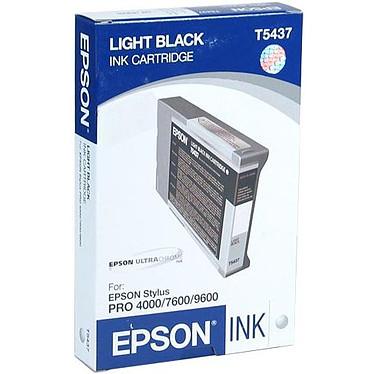 Epson T5437 - Gris (110ml)