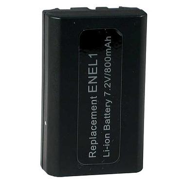 LDLC Batterie pour appareil photo numérique - Compatible EN-EL1