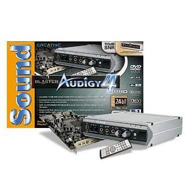 Creative Sound Blaster Audigy 4 Pro