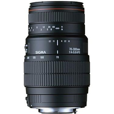 SIGMA 70-300mm F4-5,6 DG APO Macro monture Sony