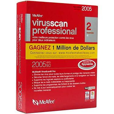 McAfee VirusScan Professional 9.0