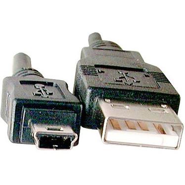 Câble USB 2.0 pour périphérique mini USB - 1.5 m