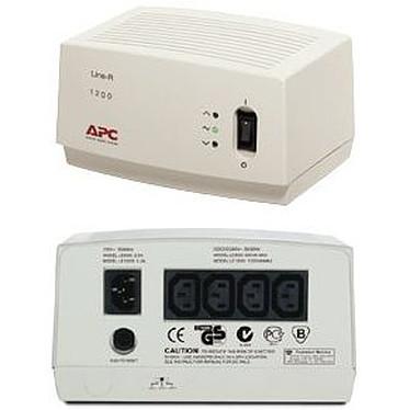 APC Line-R 1200VA Automatic Voltage Regulator APC Line-R 1200VA - Régulateur de tension