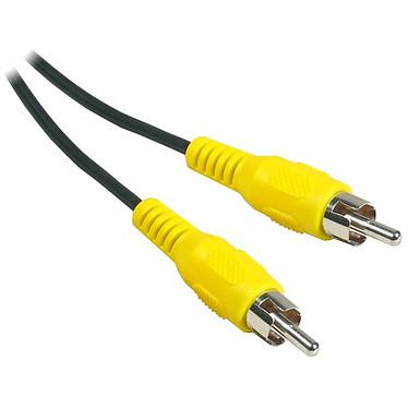Câble vidéo 1 RCA mâle/mâle (2 mètres)