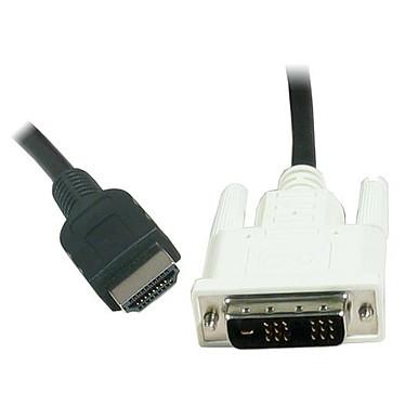 Belkin câble DVI-D mâle / HDMI mâle (5 mètres)