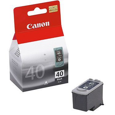 Canon PG-40 Cartouche d'encre noire