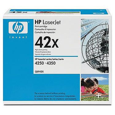 HP Q5942X Tóner negro (20.000 páginas al 5%)