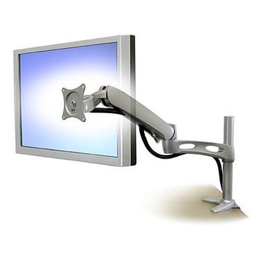 Ergotron LX -  Bras de bureau pour moniteur LCD (coloris argent)