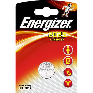 "Energizer Pile ""bouton"" CR2025"