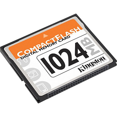 Kingston CompactFlash 1 Go CF/1GB