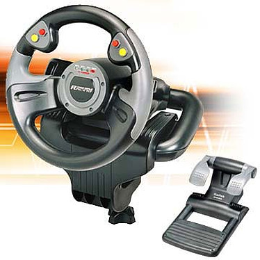 Saitek R440 Force Feedback Wheel