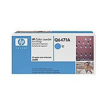 HP Q6471A HP Q6471A - Toner HP ColorSphere - Cyan (4 000 pages à 5%)