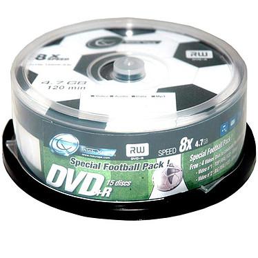 Tx DVD+R 4.7 Go FIFA Certifié 8x spindle de 15