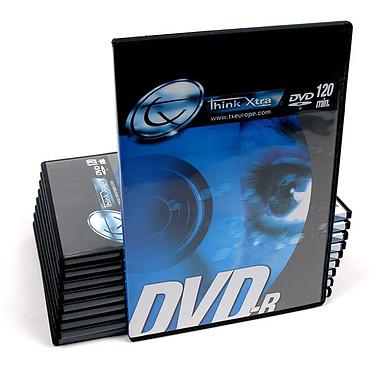 Tx DVD-R Slim Video Box DVDTX47SVB10-R
