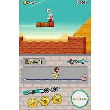 New Super Mario Bros pas cher