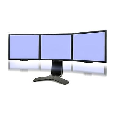Ergotron LX Triple - Support de bureau pour 3 moniteurs LCD