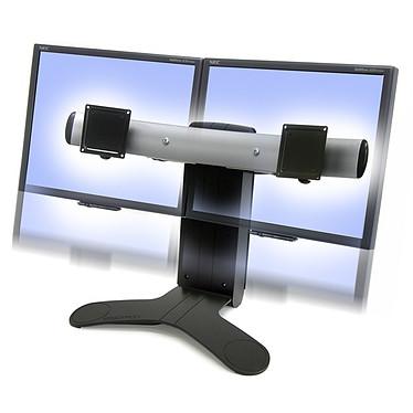 Ergotron LX Dual - Support de bureau pour 2 moniteurs LCD