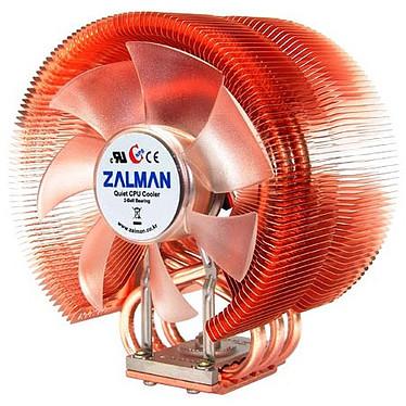 Zalman CNPS9700 LED Ventilateur pour processeur (pour socket Intel 775 & AMD AM3/AM2+/AM2/940/939/754)