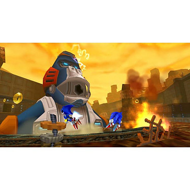 Acheter Sonic Rivals