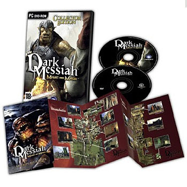 Dark Messiah of Might & Magic Edition collector