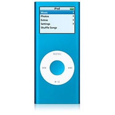 Apple iPod nano 4 Go bleu