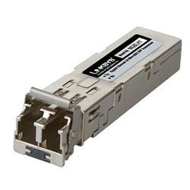 Linksys MGBLH1 Linksys MGBLH1 - Module transmetteur Gigabit Ethernet/Mini-GBIC LH
