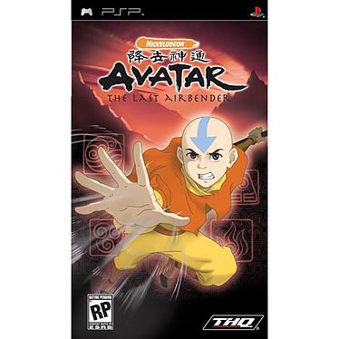 Avatar : le dernier maître de l'air (PSP)